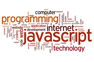 Javascript word cloud