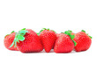 canvas print picture - Strawberries