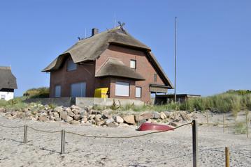 Ferienhaus am Seestrand
