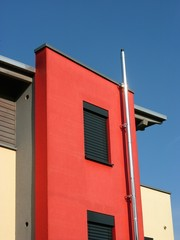 Bürogebäude in Passivhaus Bauweise in Wettenberg