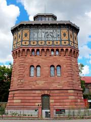château d'eau à Strasbourg