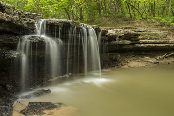 Stone Creek Waterfall