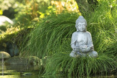 Bouddha et Bien-être - 68337951