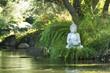 canvas print picture - Bouddha et Bien-être