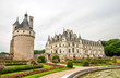 Chateau de Chenonceau in Loire Valley, France