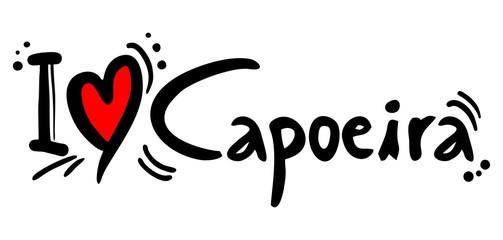 Capoeira love