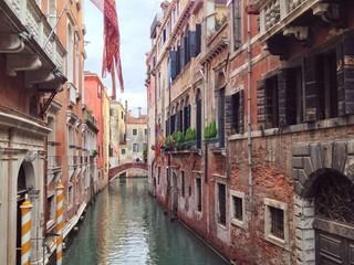Alter Kanal in Venedig