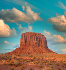 Buttes of Monument Valley, Utah