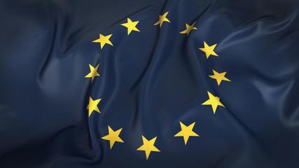 Old European Union Flag