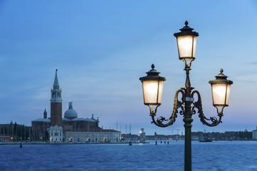San Giorgio Maggiore Island, Venice, Italy
