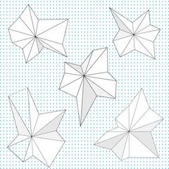 geometric shapes design elements