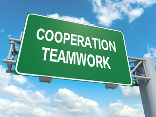 opperation teamwork