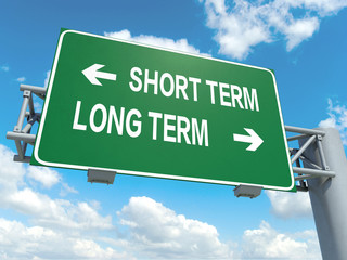 short term long term