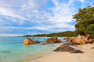 Beach Anse Lazio - Seychelles