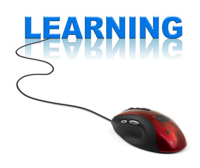 Computer mouse and word Learning