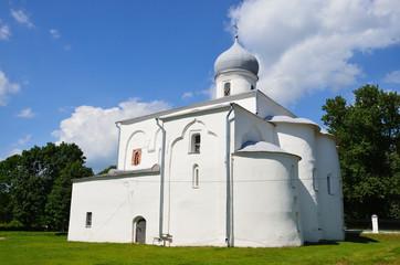 Церковь Успения на Торгу (1135 год) в Новгороде