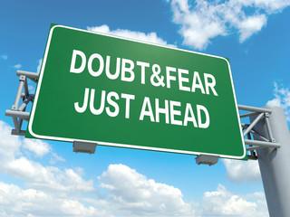 doubt fear