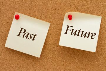Past versus Future