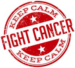 fight cancer stamp