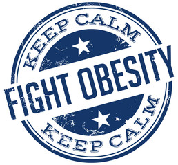 fight obesity stamp