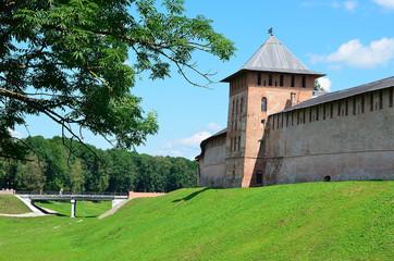 Златоустовская башня Новгородского кремля