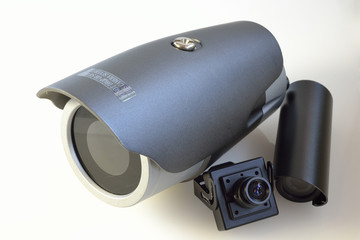 different video cameras for security