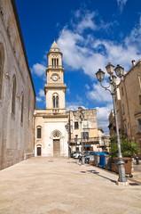 Clocktower. Altamura. Puglia. Italy.