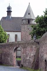 Ladenburg Stadtmauer