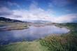 Thingvellir, Iceland. Cross processed color tone.