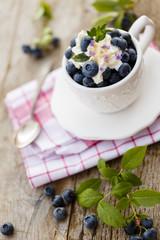 Blueberries - summer delights