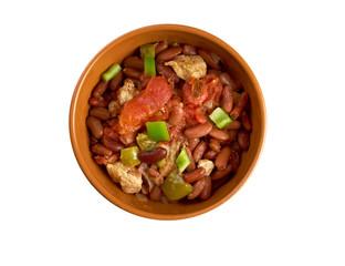 Chili con carne Spicy Homemade