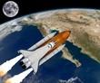 Space Shuttle Baja California