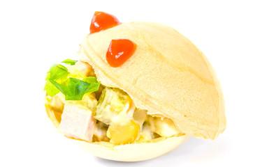 tartlets, food, snack, gourmet, breakfast, healthy, dinner