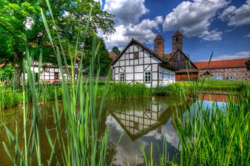 Kloster Veßra Thüringen