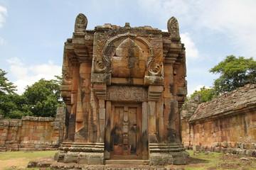 Pha Nom Rung historical park, Buriram Province, Thailand