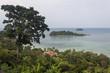 canvas print picture - Aussichtspunkt am Lonely Beach auf Koh Chang