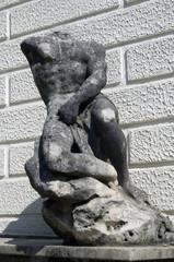 Headless Women Sculpture in Rijeka,Croatia