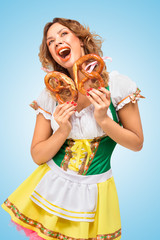 Song about pretzels.