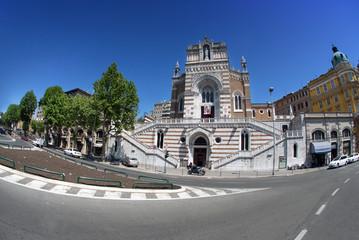 Church of Our Lady of Lourdes in Rijeka,Croatia