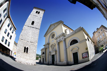 Church of the Assumption of the Blessed Virgin Mary in Rijeka