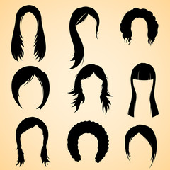 Hair style for female