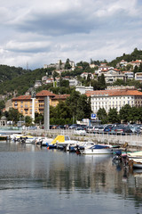 Rijeka Dead Channel in Croatia