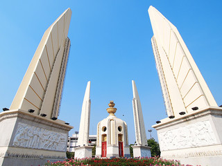 Demoncracy Monument
