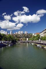 Rijeka Dead Channel in Croatia