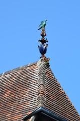 Epis de faîtage (Basse-Normandie)
