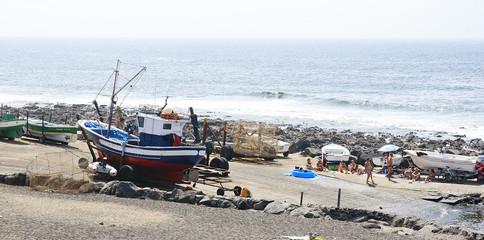 Panorámica de La Santa, Lanzarote, Islas Canarias