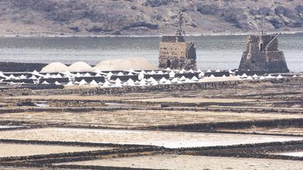 Salinas de Janubio, Lanzarote, Islas Canarias