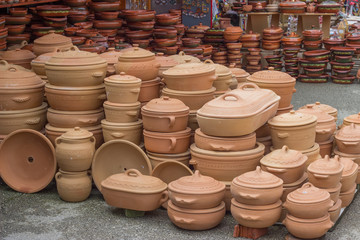 Clay ware for sale 2