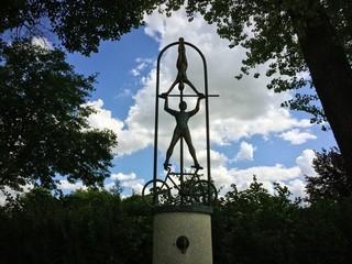 Radlerbrunnen Unterföhring