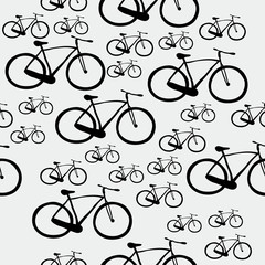 Pattern bicycle